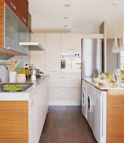 Camuflajes para lavadero en la cocina decoraci n for Lavadero en cocina