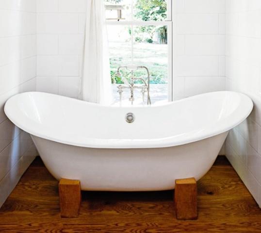 clásico bañera