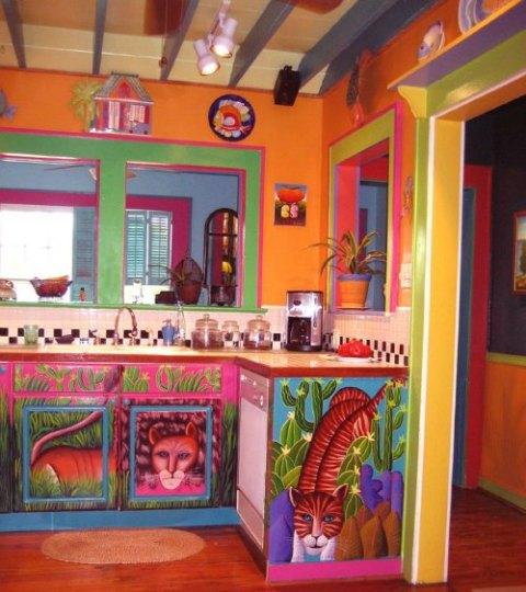 Cocinas Estilo Mexicano Puro Color Decoraci N