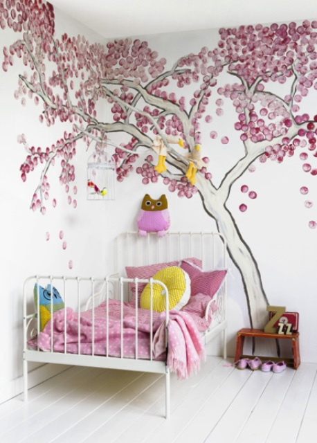 Decorar Pared Arbol ~ Deja crecer un ?rbol en tu pared ? Decoraci?n