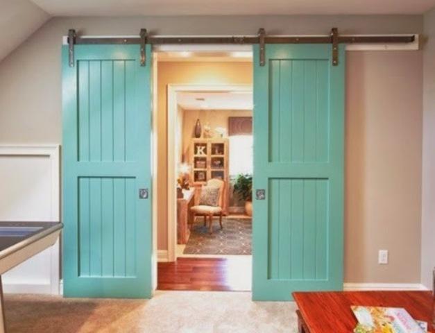 Puertas correderas y barn doors pr cticas y de tendencia for Puertas correderas valencia